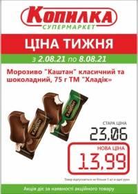 kopilka тисячі чотиреста один 0208