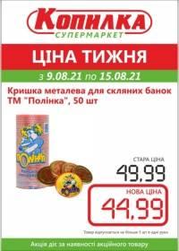 kopilka тисячі чотиреста один 0908